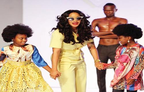 Africa Fashion Week Nigeria hosts first Icon Catwalk Show