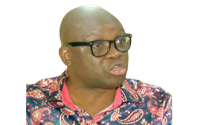 Fayose rallies support for Soyinka's call against herdsmen's attacks