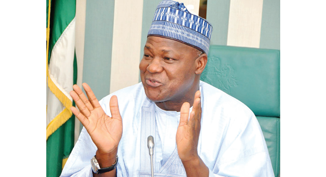 Dogara lauds Swedish govt over aid to Boko Haram's victims