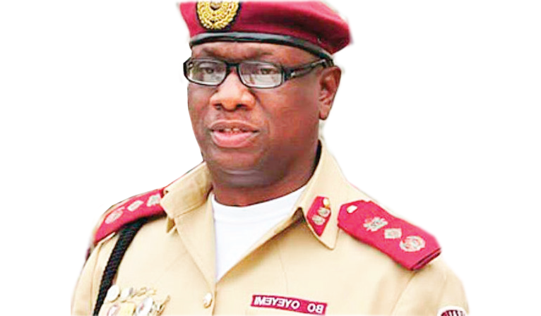 FRSC begins enforcement of permanent drivers' licence tomorrow