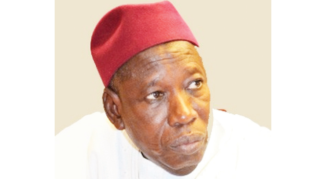 Banditry: Ganduje approves N318m to support military