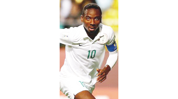 I'm still heir to Mikel's throne,  says Nwakali boasts