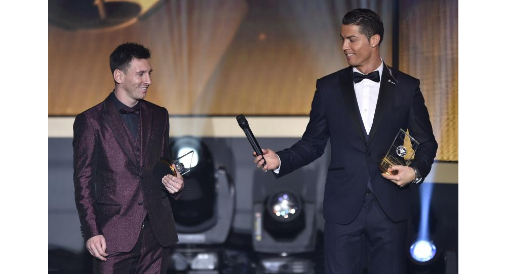 Neither of us like losing, says Messi about Ronaldo