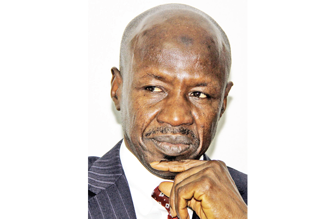 Magu decries prevalence of corruption in Nigeria, calls for solution