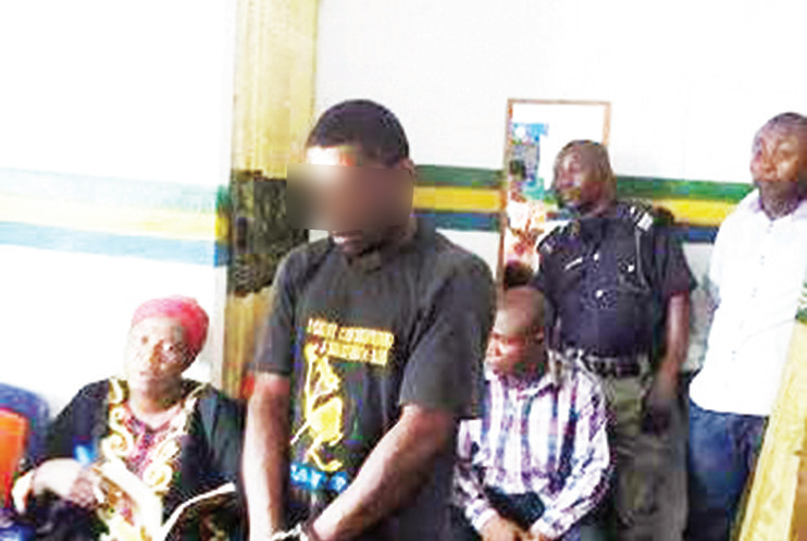 Man held for allegedly killing couple with poison