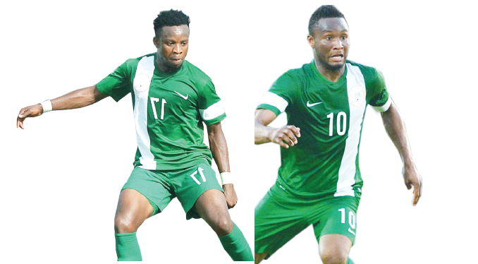 Mikel, Moses, Martins, others nominated for Nigerian Awards