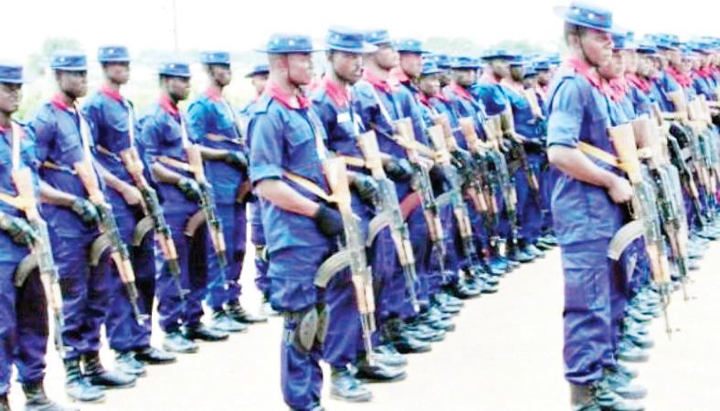 Gunmen abduct NSCDC officer, wife, child, kill vigilante
