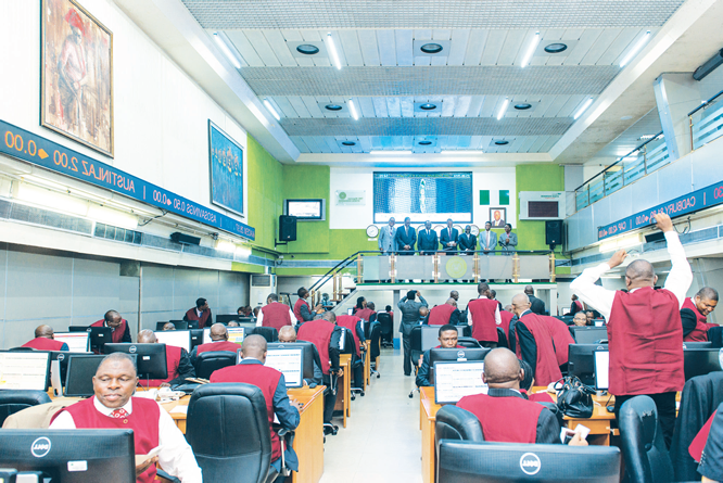 NSE's total transactions up 15% to N163bn