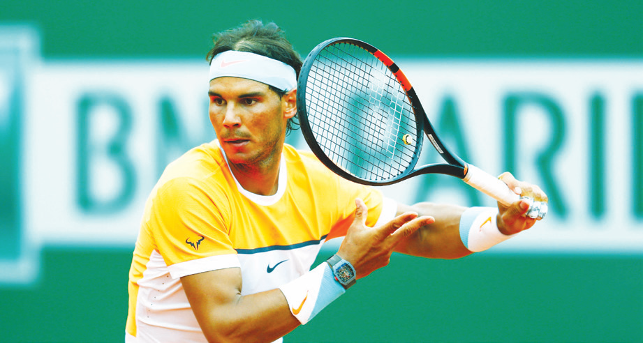 Nadal saves match point to beat Medvedev