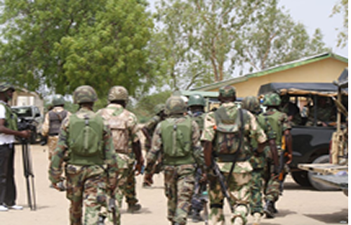 Army/police face-off: Common man now enemy of state –Gen Williams