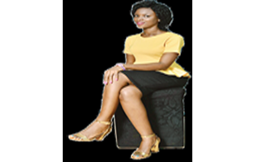 I wish I wore a small shoes size –D'Ella Empower founder