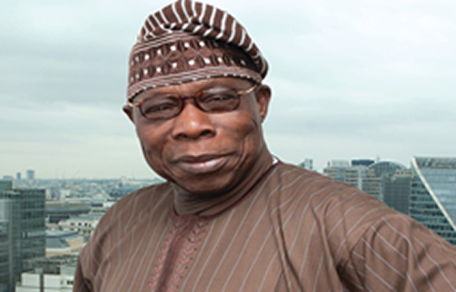 Chief Obasanjo's love for Nigeria knows no bounds