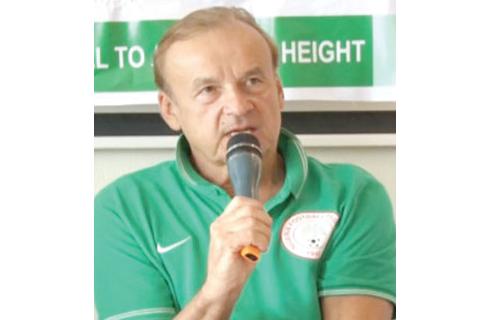 Ukraine friendly: Rohr extends fresh invitation to Idowu, Esiti