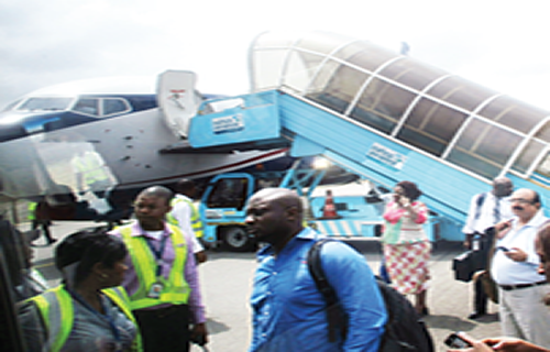 Severe turbulence on flight leaves 27 people injured