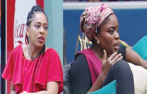Tboss shocked BBN housemate, Bisola, with true status of ex-lover