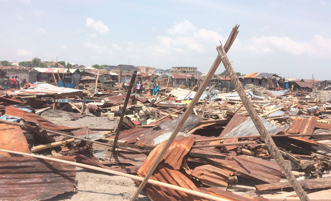 Otodo-Gbame: Counting the cost of demolition