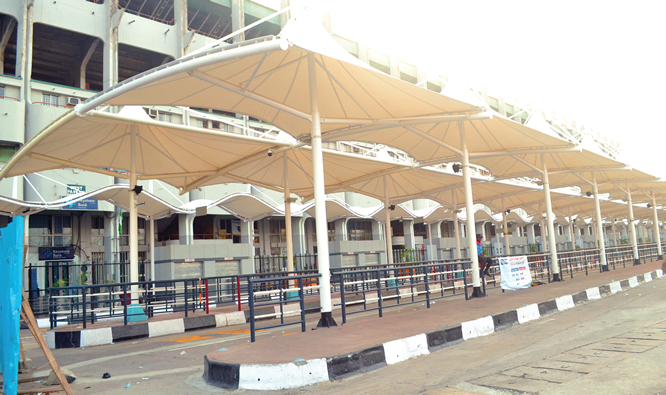 Hi-tech terminals berth in Lagos