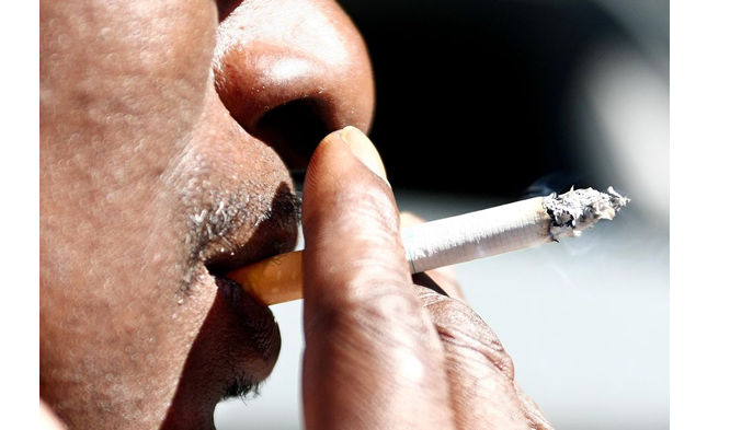 Smoking cigarettes could shrink manhood - Report