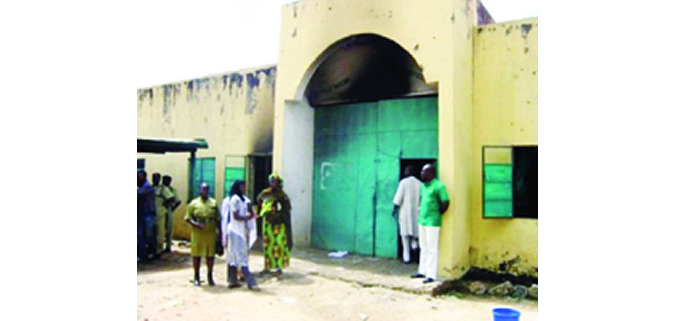 Prison decongestion: FG freed 3,768 inmates in 2 years