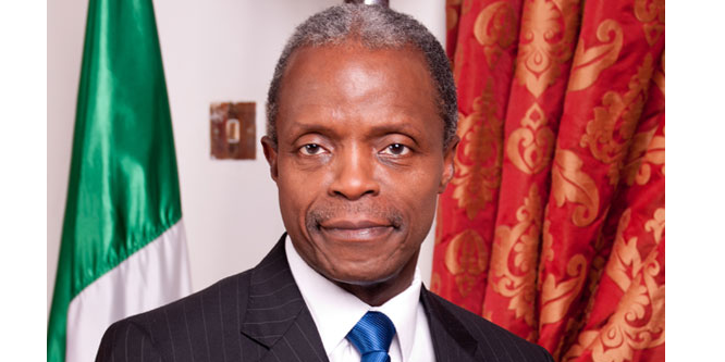 Leadership: Don't sacrifice merit for quota, Osinbajo warns