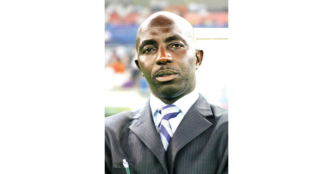 Again, gunmen kidnap Samson Siasia's mother
