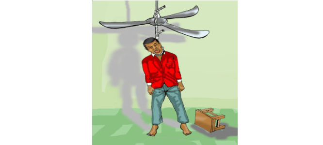 Teenager found hanging in Sokoto