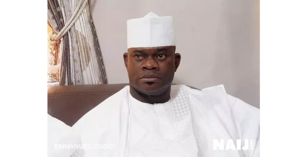 No one can stop my second term ambition, I'm the landlord  –Kogi gov