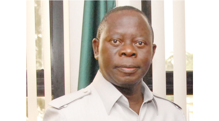 Protesters seek Oshiomhole's sack as APC NEC meets
