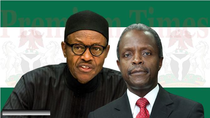 Buhari: Why I sacked Osinbajo's aides