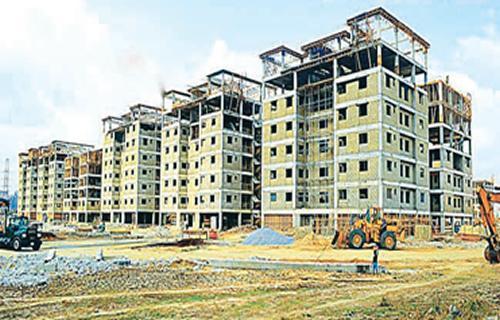Q1: Housing sector unimpressive