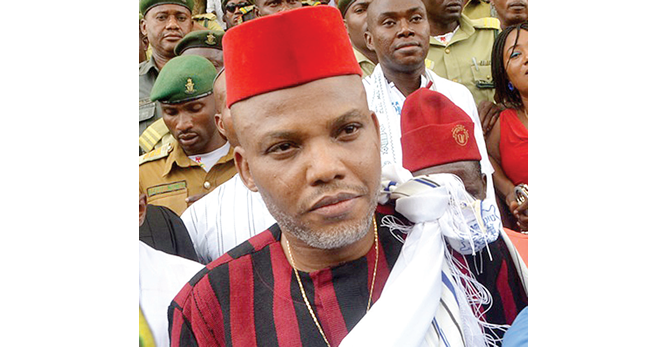 Biafra: Soldiers came to kill me, my family –Kanu