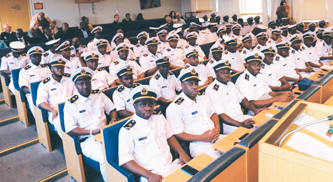 Nigerian seafarers at crossroads over wages