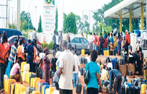 Biggest crude exporter and its kerosene scarcity
