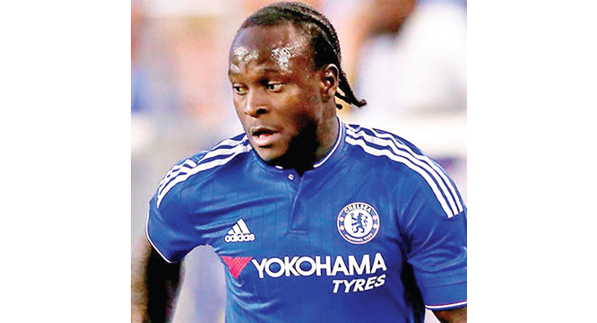 Moses out as Chelsea host Burnley