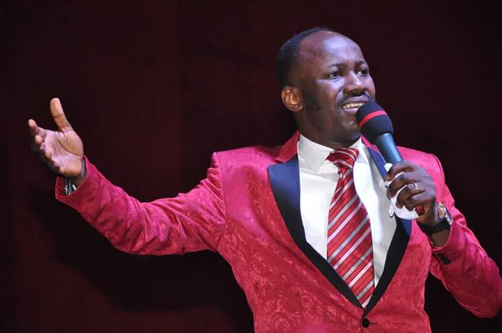 Buhari's Aide Dragging Nigeria's Presidency into the Gutters, Says Apostle Suleman