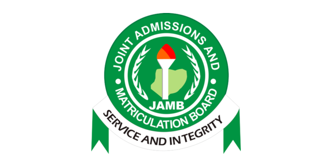 JAMB nabs UTME candidate for tampering with result