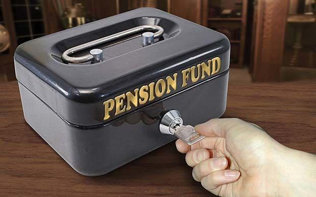 6.5trn pension assets face drastic shortfall