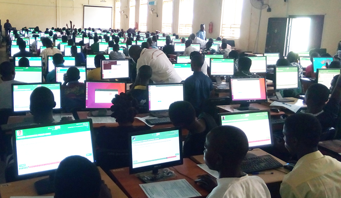 2017 JAMB and UTME computer based examination