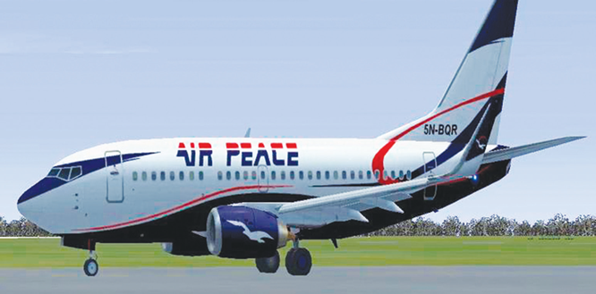 Air Peace honoured for foiling child trafficking attempt
