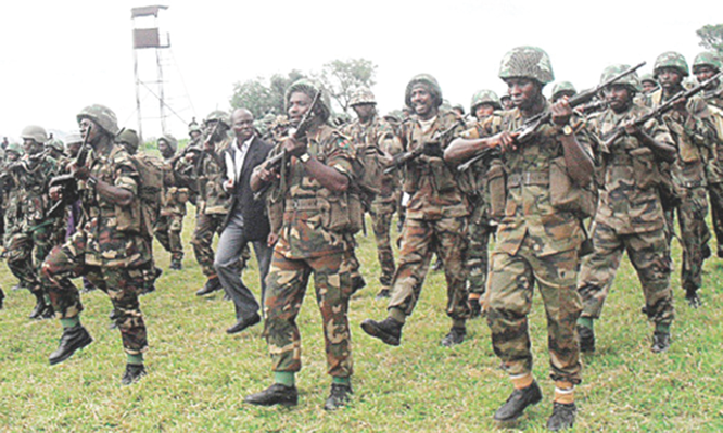 Soldiers rescue seven-year-old, six other kidnap victims
