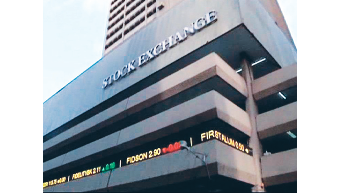 NSE: Sell pressure dominates activities