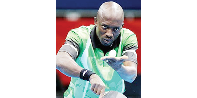 T/Tennis: Toriola to lead Team Nigeria to ITTF W/C In Japan