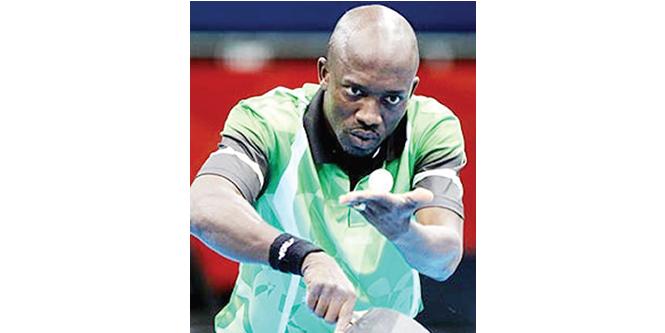 T/Tennis: Toriola to lead Team Nigeria to ITTF W/C In Japan