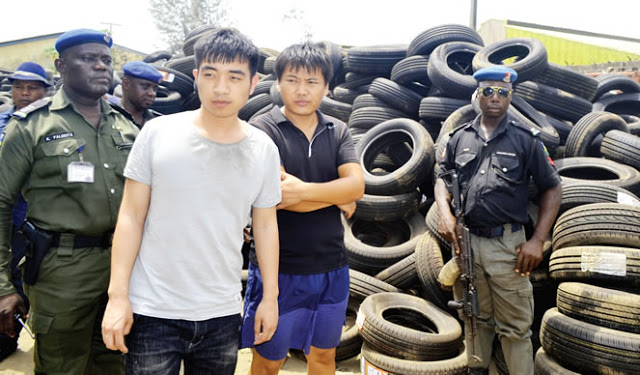 Substandard tyres: Absence of interpreter stalls trial of Chinese, Nigerian