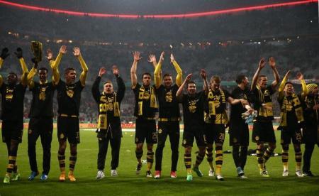 Dortmund ready to break Bayern Munich's Bundesliga stranglehold