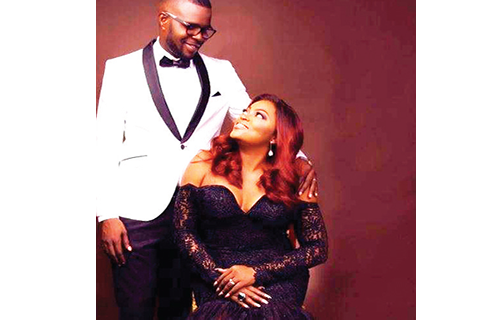 Funke Akindele, hubby, out with new TV series, 'Industreet
