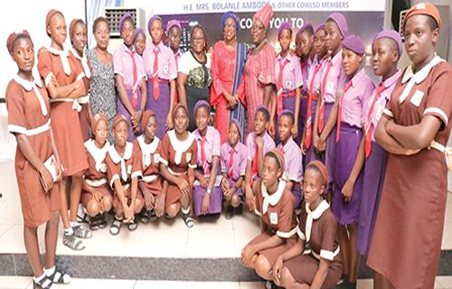 Lagos @ 50: Making heroine of the girl-child