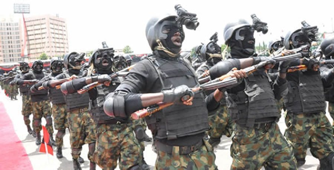Army: Law-abiding Nigerians've nothing to fear
