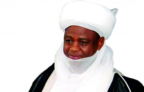 Sultan tasks Catholic bishops on peaceful coexistence