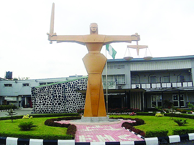 Woman slaps man in Ogun, gets N50, 000 bail